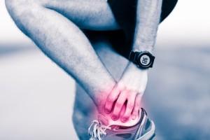 Arthrose mit Hyaluron behandeln .